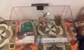 25 LITRE TROPICAL AQUARIUM/FISH TANK/PETS