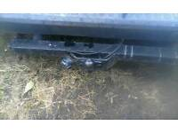 Ford transit connect tow bar