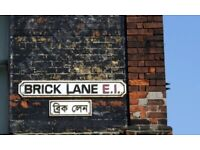 ***3 Double Bedroom Flat + Lounge in Bricklane E1, DSS, Aldgate, Shoreditch, Spitalfields******