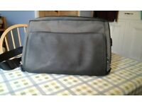 Filofax briefcase with laptop insert