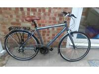 Brand new mens city bike
