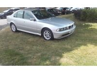 Bmw 520i Petrol 2002 Manual 89k 1 Year Mot