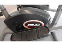 York 3100 Elliptical Cross Trainer.