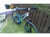 Carrera crossfire 2 hybrid mountain bike ladies BRAND NEW!