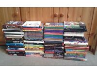 MASSIVE bundle of 80+ books! Including childrens horror classics sci-fi detective etc