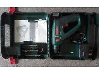 BOSCH Uneo 3-in-1 Cordless Hammer-Drill/Drill/Screwdriver ; 14.4v Internal Li-Ion Battery