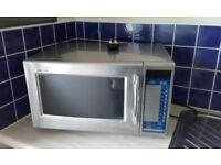 Microwave Oven - commercial