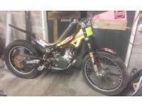 Beta evo 125 trials bike