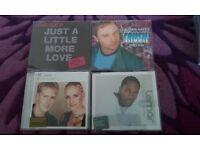 SINGLE CD'S