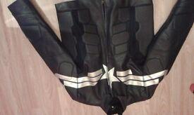 Captain America jacket coat size M