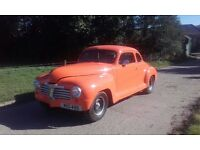 1942 DODGE PLYMOUTH BUSINESS COUPE