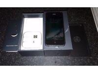 Iphone 5 16gb black on ee/orange ad tmobile sims