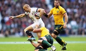 England vs Australia Pair of Tickets - Row 2 - Lower stn 27 - Selling below face - Collect from TW