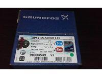 GRUNDFOS UPS2 50/60 c/heating pump