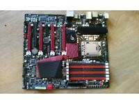 ASUS Rampage III Extreme Motherboard & Intel i7 965 Extreme CPU