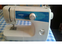 Brother X5 Sewing Machine Excellent Condition Hardly Used Original Box Christmas