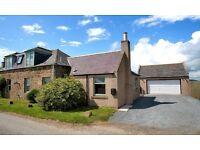 Four bedroomed cottage to rent unfurnished - Ellon/Pitmedden
