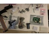 Raspberry Pi 3 + accessories