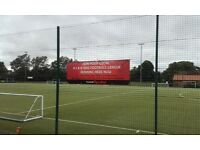 Thirsk 6 a side - places available