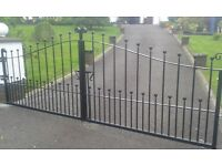 Gates railings