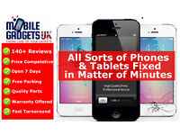 Best & Cheapest iPhone LCD & Touch Screen Repair Service in Birmingham iPhone 5 5C 5S 6 6+ 6S 6S+ 7