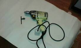 Electric drill good work