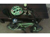 Children's Bike & Accessories