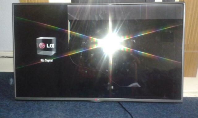 43 inch LG tv screen broken spares and repairs | in Old Trafford,  Manchester | Gumtree