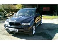 BMW x5 spares or repair
