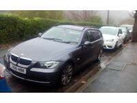 BMW 320 TOURING. AUTOMATIC. DIESEL. LOW MILAGE