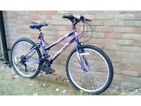 Maxima Rio 18 gears Ladies/Girls Mountain Bike! Mint Condition!