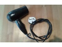 Boots Essentials Compact Hair Dryer