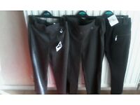 3 pair girls new trousers 5-6