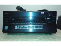 ONKYO TX-NR808 7.2 Channel Receiver/amplifier