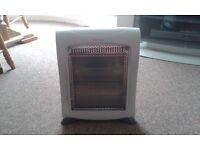 Brand New, Boxed 'Economy' Halogen Heater Power Settings - 400/800w.
