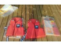 Lifejackets/buoyancy aids