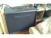 Hugh & Kittner Guitar Amp. With foot pedal £40