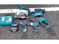 Makita tools Kit