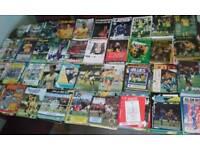 Norwich City Programmes / Memorabilia