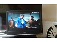 """20"""" SONY LCD TV (in good working condition with Remote)"""