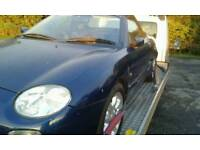 MG TF Spares or Repairs