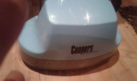 Floor polisher by coopers