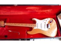 1973 Vintage Fender Stratocaster USA HSC (or With 1967 case £3300) Free hello kitty strat