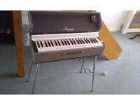 Vintage Lorenzo electronic keyboard