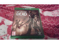 Xbox One Game. The Walking Dead Frist Season Plus 400 Days. A Great Stocking Filler ONLY £10!!!