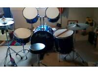 Five peace nevada pro drum kit