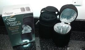 Tommee Tippee baby bottle insulated carriers