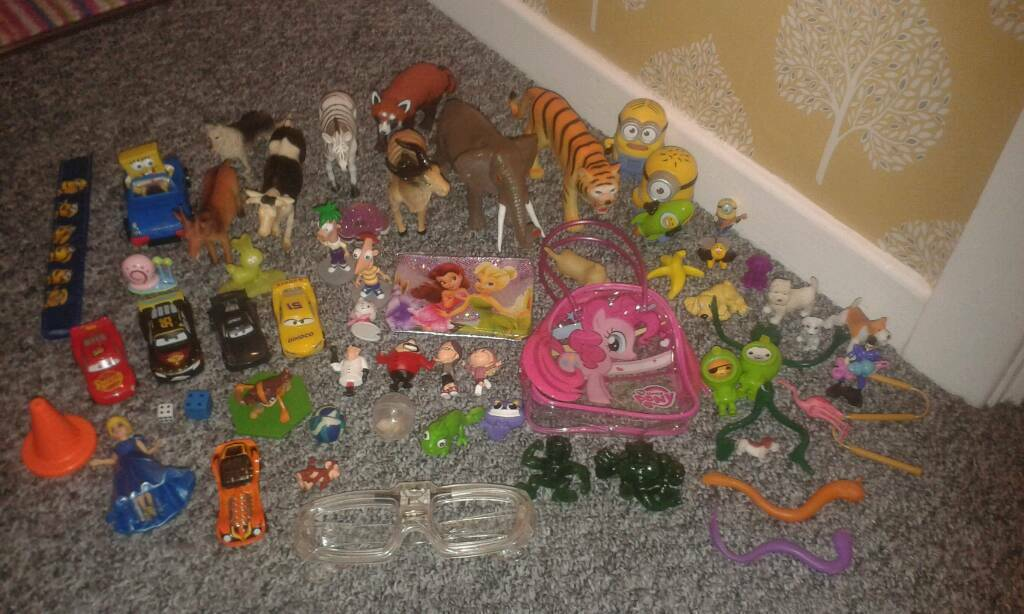 Mixed toy bundle