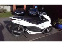 Honda PCX125, (61) 2011, Good condition, long mot, 2 owners from new. service history
