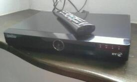 BT Youview (Humax) DTR T1000 Freeview Recorder Box with remote control - Excellent Condition
